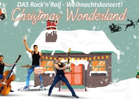 DAS Rock'n'Roll Weihnachtskonzert