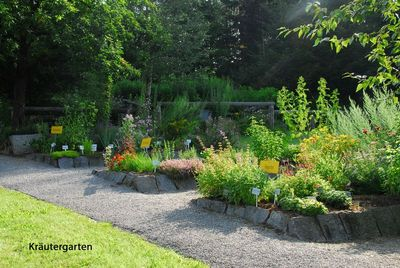 Kräutergarten Klaffer Klaffer am Hochficht